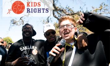KidsRights ook aangesloten bij YourGift Cards.